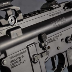 Dead Air Signature Series Limited Edition Rifle