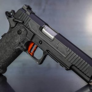 TRIARC TRI-11ST 9MM Spartan Tactical - Limited Edition Black Nitride