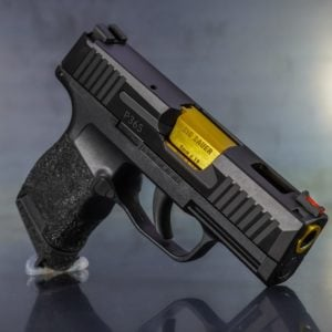 TRIARC Sig P365 - Black Nitride Executive
