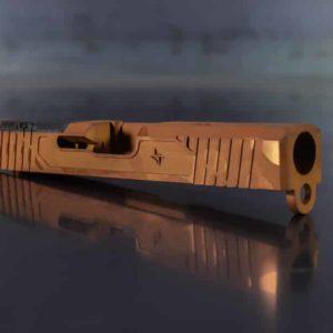TRIARC Glock 19 Gen 3 V2 Copper PVD Camo