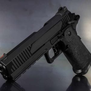 TRIARC TRI-11 9mm Double Stack Government Frame - Black Nitride Exec.