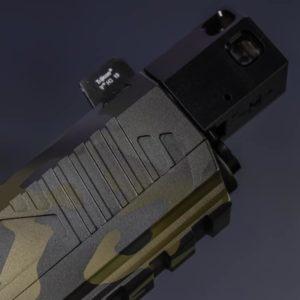 TRIARC TRI-11 Double Stack Commander Frame - Mayhem Compensated