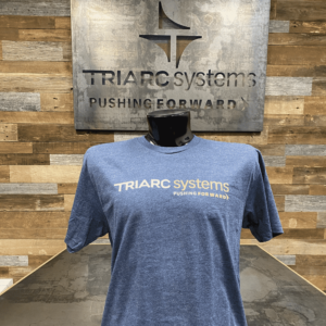 TRIARC Systems - Traditional Navy T-Shirts