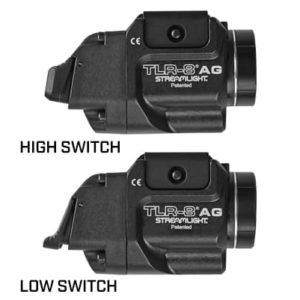 Streamlight TLR-8 AG Flex