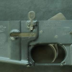 Used Colt Monolithic Upper with Colt SBR Lower
