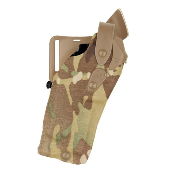 Safariland 6360RDS Glock 17/22 X300U ALS/SLS MID-RIDE LEVEL III RETENTION DUTY HOLSTER - Multicam
