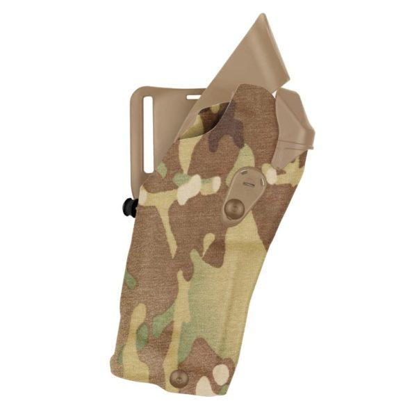 Safariland 6390RDS Glock 17/22 X300U Mid-Ride Level I Retention Duty Holster