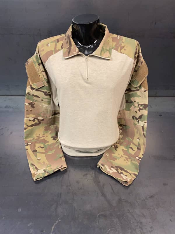 Used Crye G3 COMBAT SHIRT - XL R - Multicam
