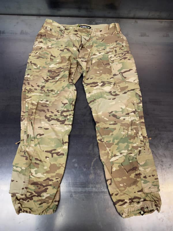 Used First Tactical Defender Pants - 36/32 - Multicam