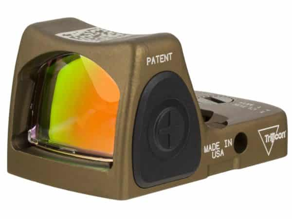 Trijicon RMR 3.25 MOA Type 2 HRS - Coyote Brown