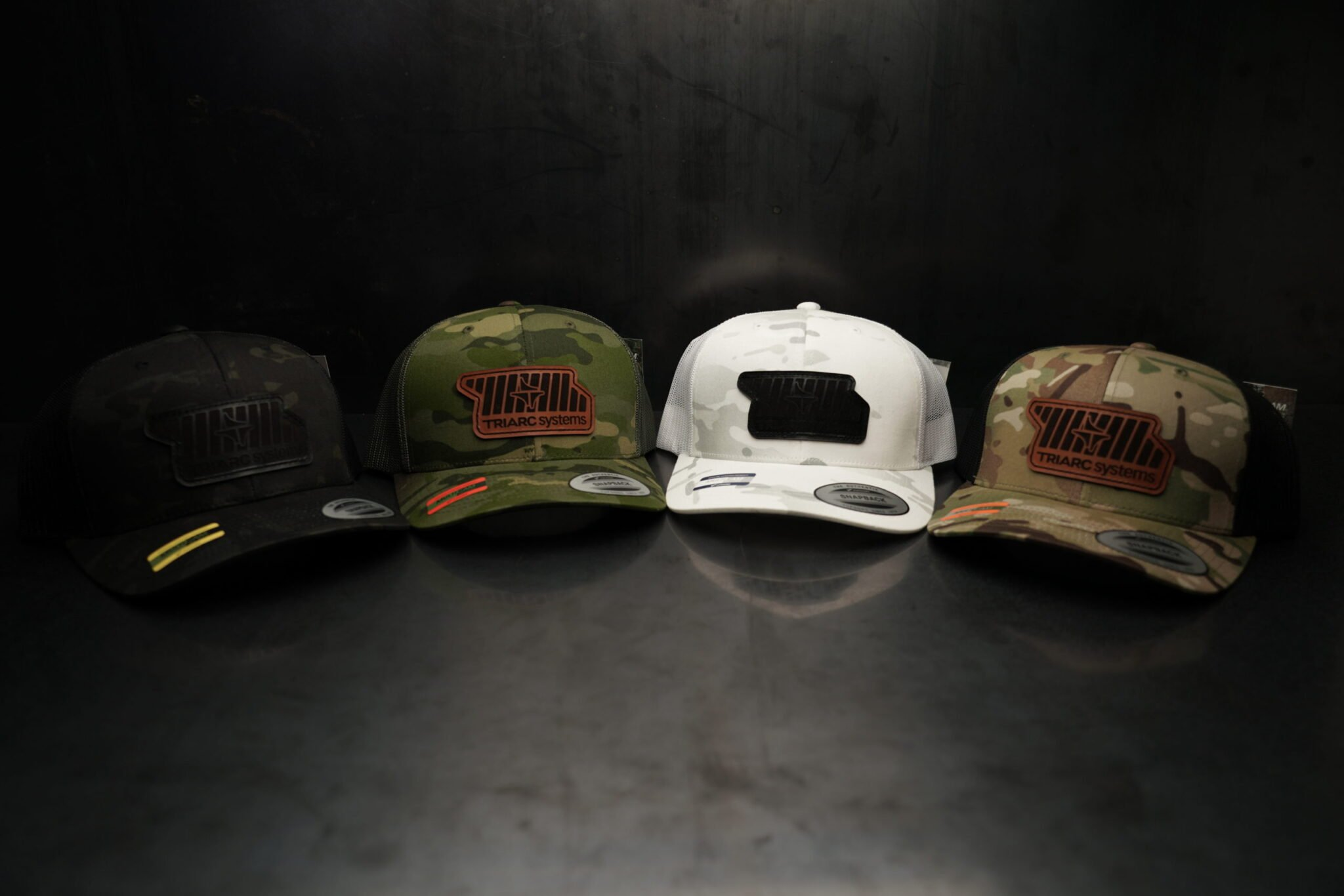 TRIARC Systems Hats