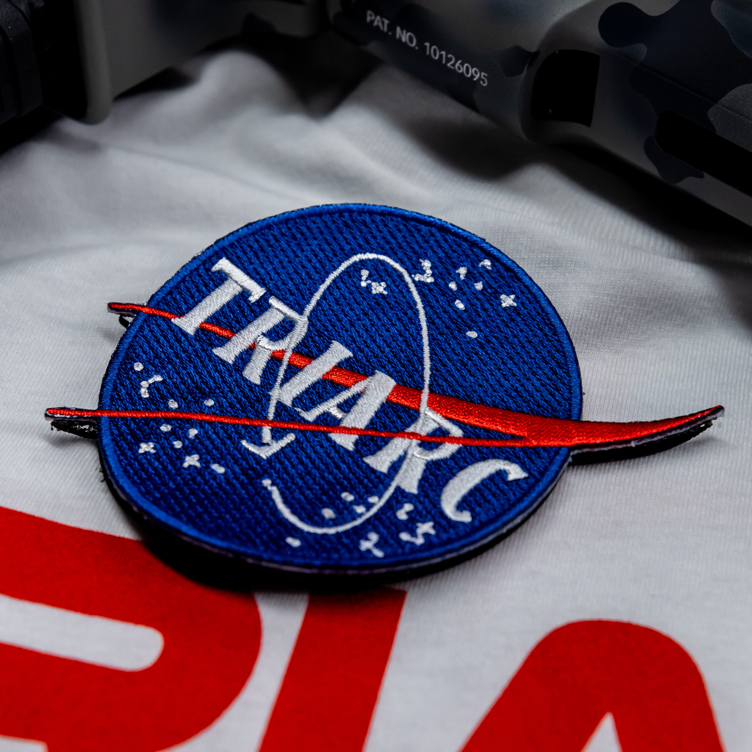 TRIARC Systems Shield Embroidered Patch